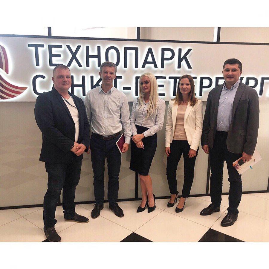 Как проходила встреча Псковского бизнес-инкубатора и Технопарка Санкт-Петербурга