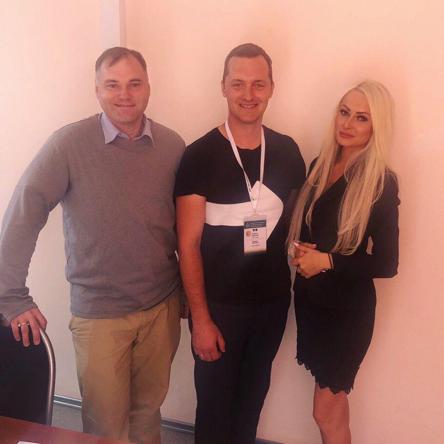 Встреча со старшим менеджером бизнес-инкубатора из города Кулдига (Латвия)