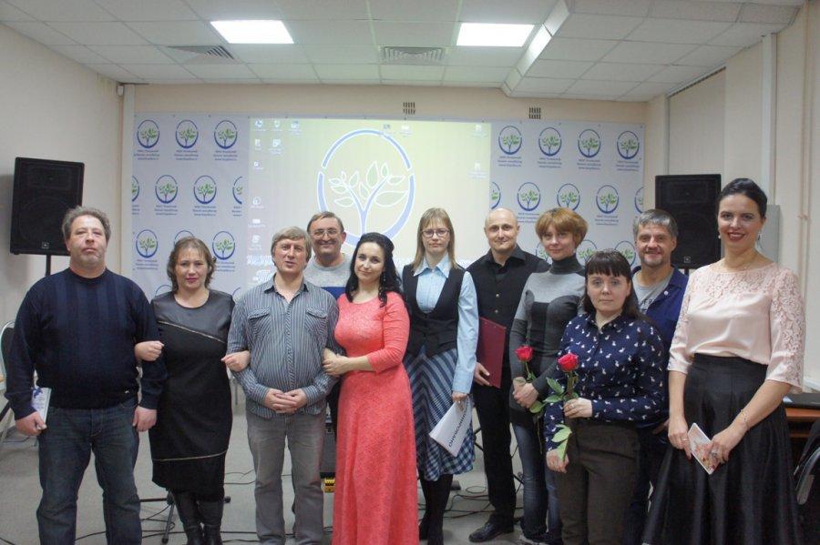 6 марта состоялся праздничный концерт группы «Октябрьский проспект»