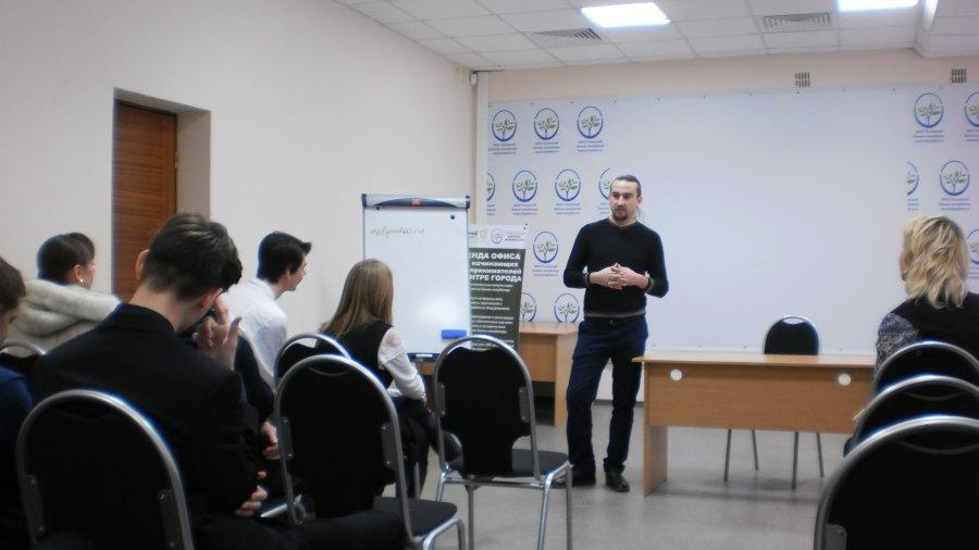 Профориентационная площадка для школьников «Псковская область – территория твоей профессии»