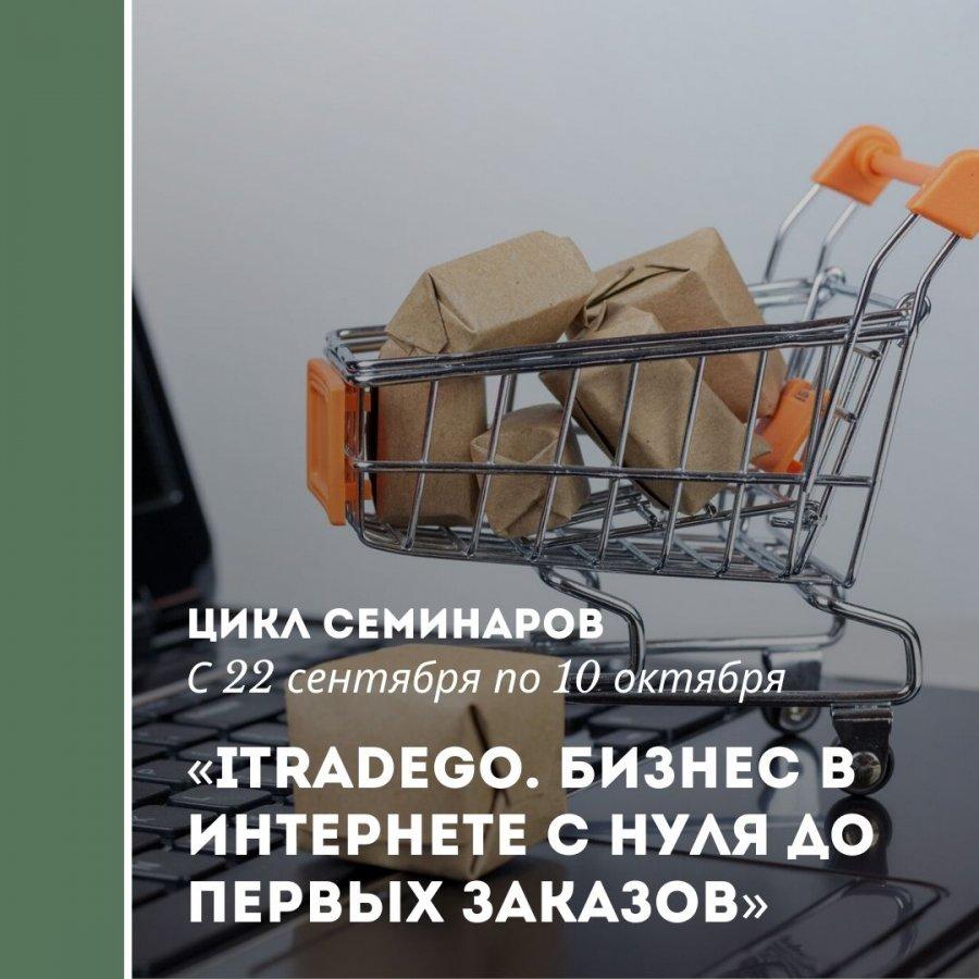 «iTradeGo. Бизнес в интернете с нуля до первых заказов»