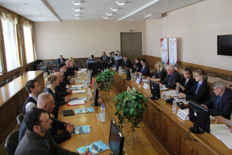 Круглый стол «Перспективы взаимодействия субъектов малого и среднего бизнеса Витебского и Псковского регионов. Поиск платформы для сотрудничества и совместного развития предпринимательства»